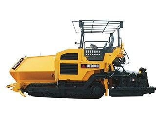 LT9000 Crawler multiple-functions paver