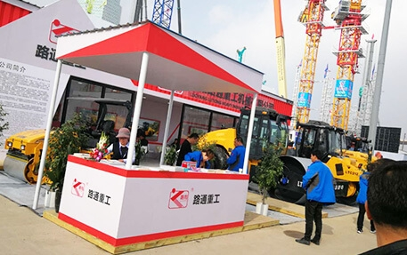 2018 BAUMA exhibition @ SHANGHAI China